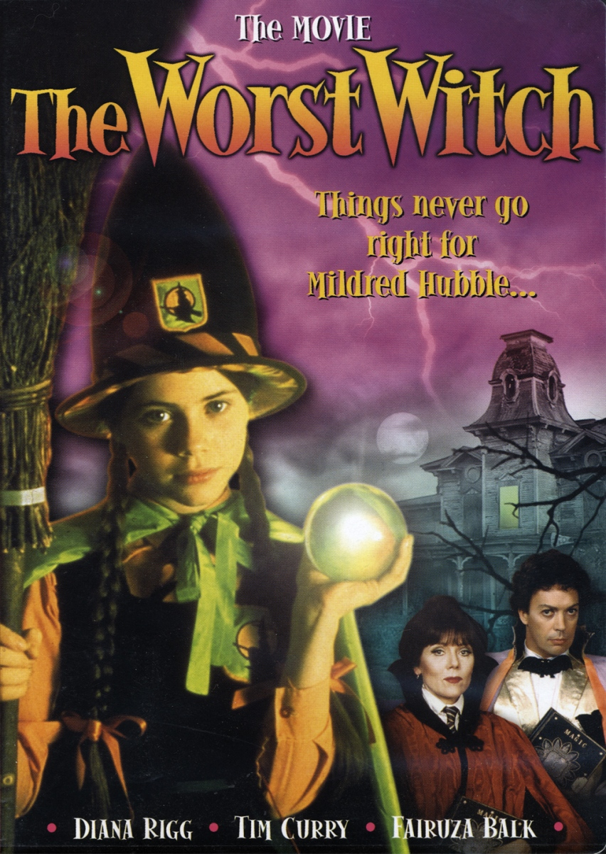 Halloween Movie Night: The Worst Witch